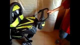 видео Детские коляски трансформеры