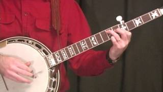 Beginning Don Reno Style Banjo with Jason Skinner- Part 7 - Reno Chords