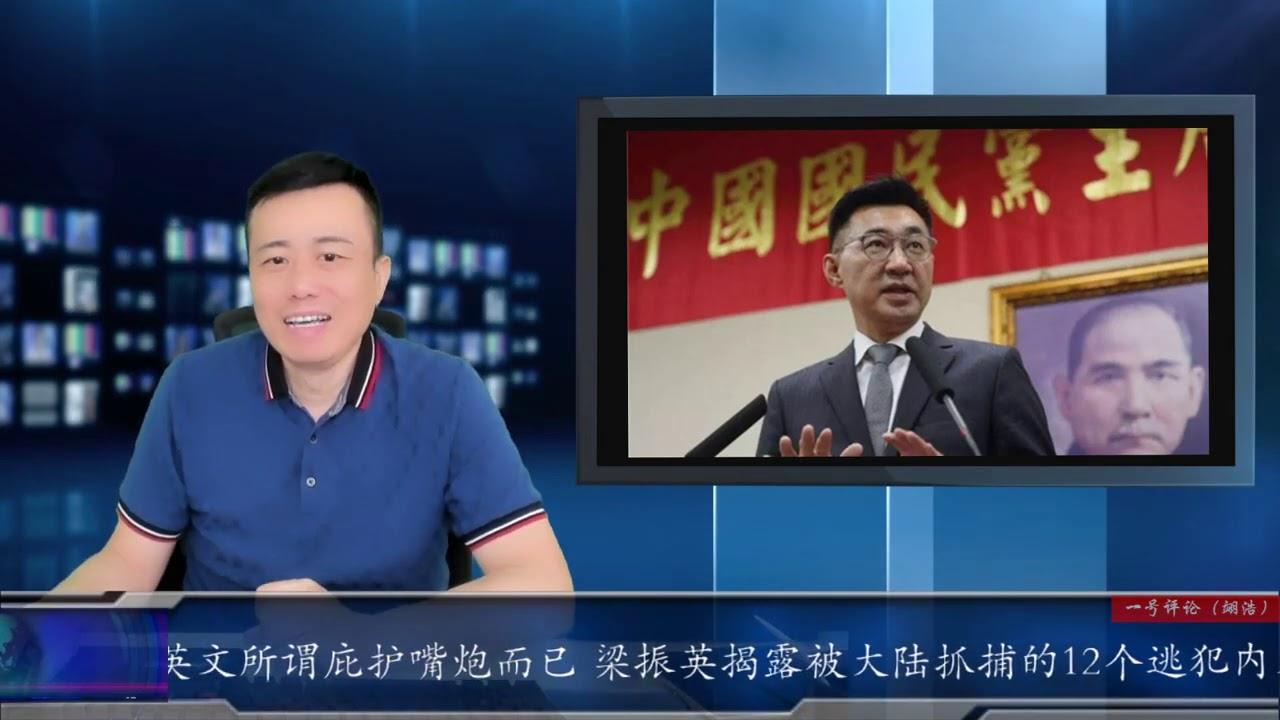 臺灣關押5名偷渡的香港人蔡英文所謂庇護嘴炮而已 梁振英揭露被大陸抓捕的12個逃犯內幕 華春瑩發推定性他們是港獨 - YouTube