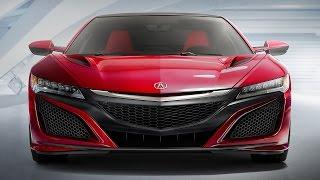 Honda NSX 2015 Videos