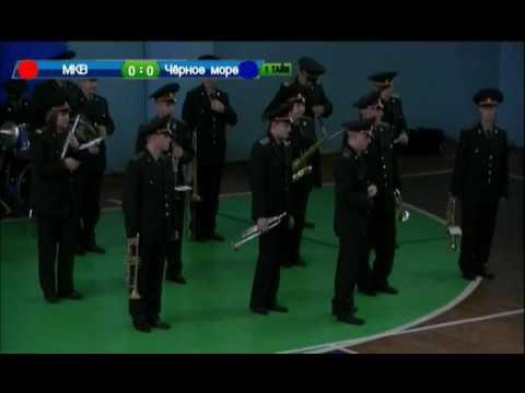 LIVE. МКВ - Чёрное море. Он-лайн. Футзал. Одесса