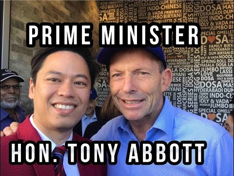 PM Tony ABBOTT & Steve Cioccolanti   FUTURE of Australia   Separation of CHURCH & STATE Defined