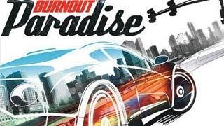 Burnout Paradise City New Car Extreme Hot Rod