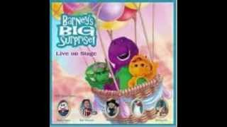 Barney Big Surprise Soundtrack Part 3 wmv