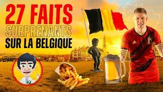 27 FAITS SURPRENANTS SUR LA BELGIQUE !! thumbnail
