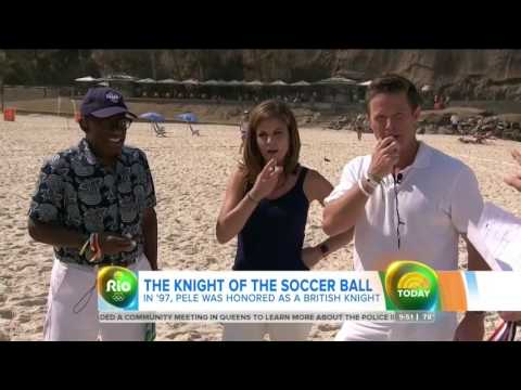 TODAY Show In Rio - Brazil Trivia August 9 2016