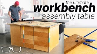 Ultimate Workbench / Assembly Table / Out feed Table