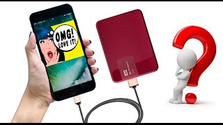 Lightning Cable para iPhone y iPad ULTRA DURABLE / WD My passport Ultra 2TB / UNBOXING