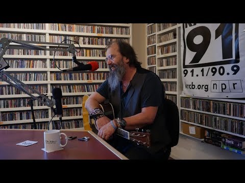 Steve Earle on KRCB FM Radio 91