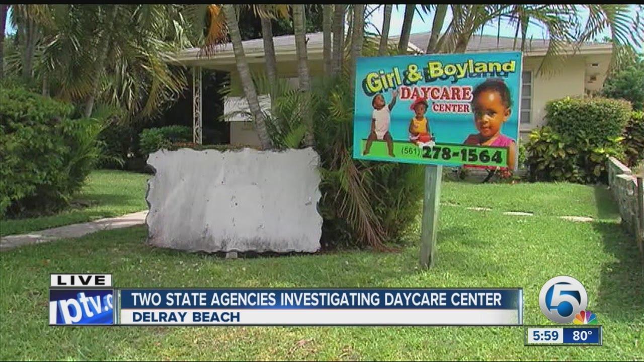 Day Care Delray Beach Florida
