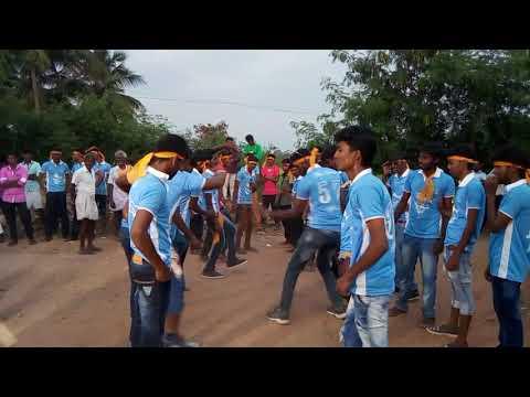 Drums kuthu dance A. Thalaiyur festival