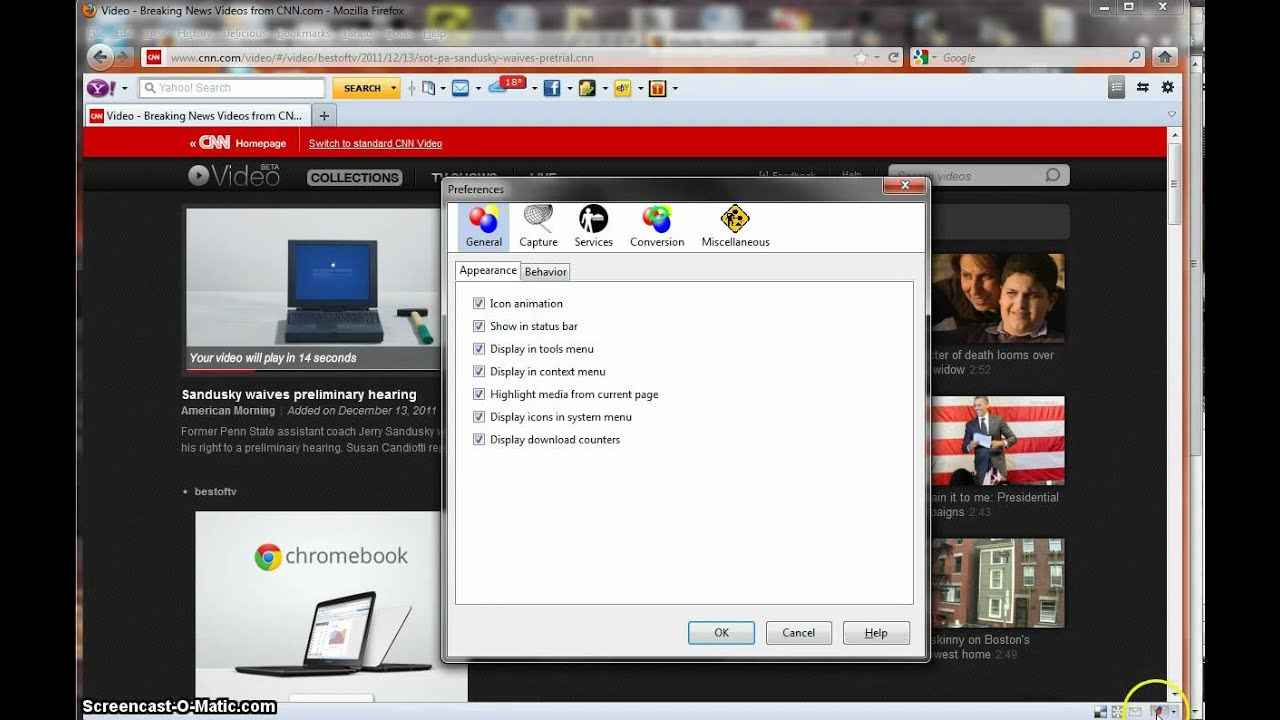 how to download video with download helper