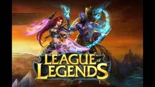 League of Legends - решение ошибки фаервола!(При запуске клиента League of Legends иногда может возникать ошибка коннекта, клиент говорит о возможном влиянии..., 2013-07-31T08:31:53.000Z)