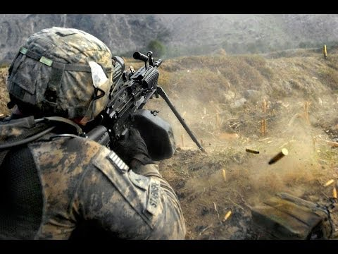 Marines HD COMBAT AFGHANISTAN - RETREAT HELL!
