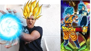Dragon Ball Super Broly Movie Review