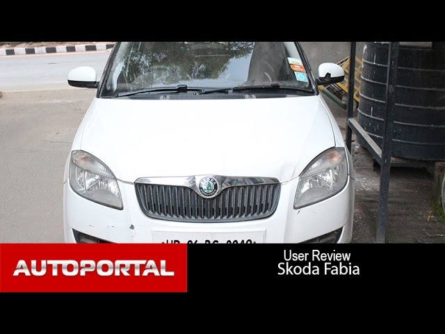 Skoda Fabia User Review - 'great stability' - Auto Portal