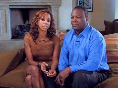 Rodney and Holly Robinson Peete speak about Autism and their Son