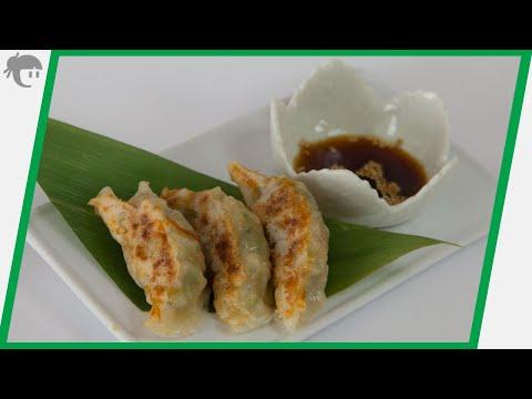 Recetas japonesas: Como preparar Gyoza de carne   Taka Sasaki