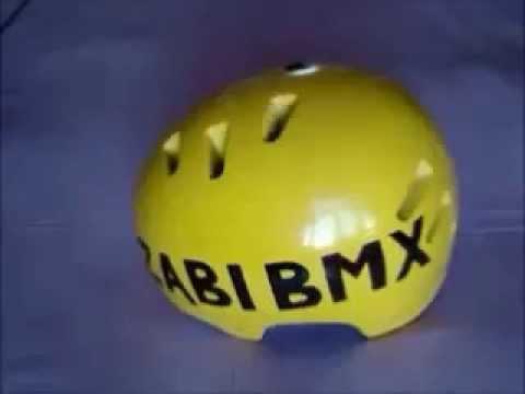 TSG Superlight helmet ZABI BMX 2015