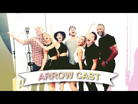 ● arrow cast | good life (HUMOUR)