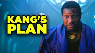 LOKI: Kang Master Plan Explained! What Was He Who Remains' Trick?