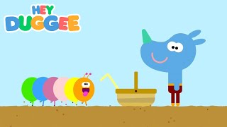 The Caterpillar Badge - Hey Duggee Series 1 - Hey Duggee