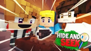 UN SUSHI LUNGHISSIMO - Minecraft Roleplay - Hide and Seek