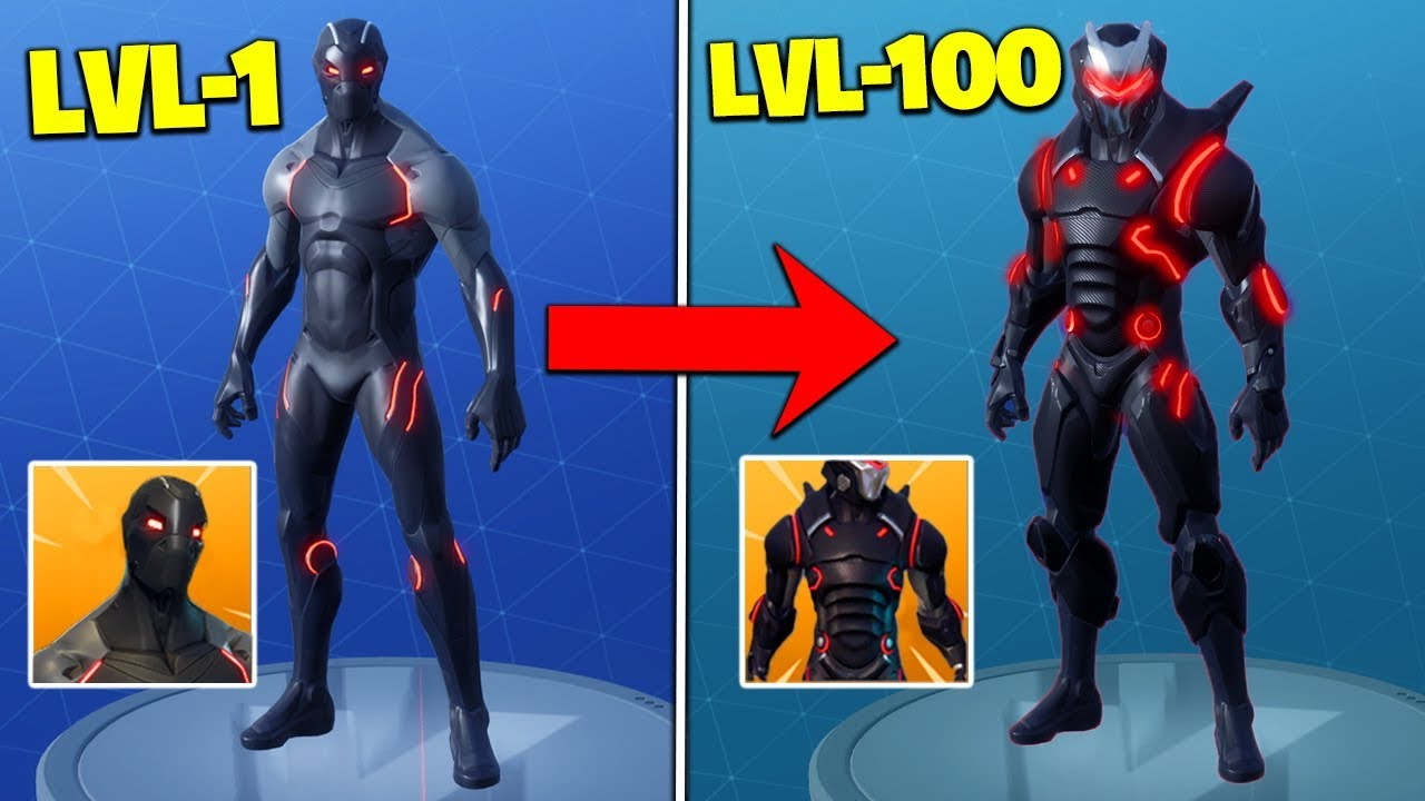 I Unlocked Max Level Omega Skin In Fortnite Battle Royale Youtube
