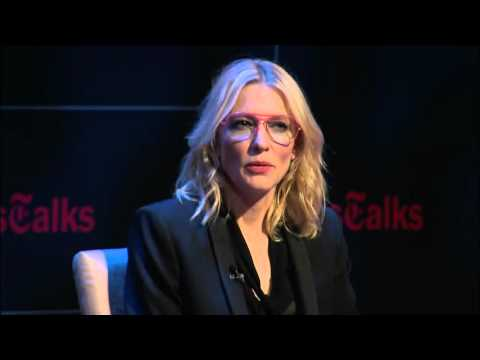 NY Times Talks - TRUTH with Cate Blanchett, Mary Mapes, Robert Redford, and Dan Rather