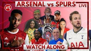 Arsenal vs Spurs | Watch Along Live