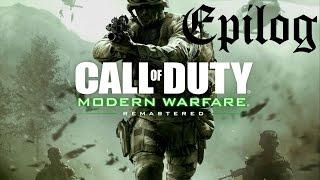 Прохождение Call of Duty Modern Warfare Remastered ,  Эпилог   Секс в самолёте