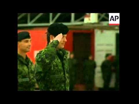 Crown Prince visits Danish troops