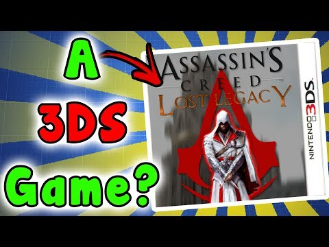 The CANCELLED Assassin's Creed 3DS Game - Video Game Mysteries/Rumors thumbnail