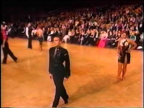 Championship Ballroom Dancing International Latin Finals 1996-97