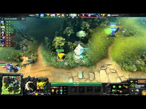 [Rat!] Alliance vs Liquid - Game 3 - Frankfurt Major Hub - Charlie, Lyrical, Merlini