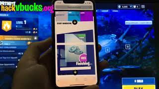 Fortnite Hack - Free V Bucks Hack (XBOX ONE/PS4,PC/iOS)