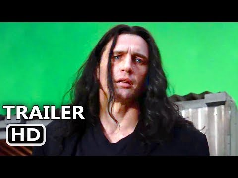Download Youtube: THE DISASTER ARTIST Official Trailer (2017) THE ROOM, James Franco, Famous Worst Movie HD