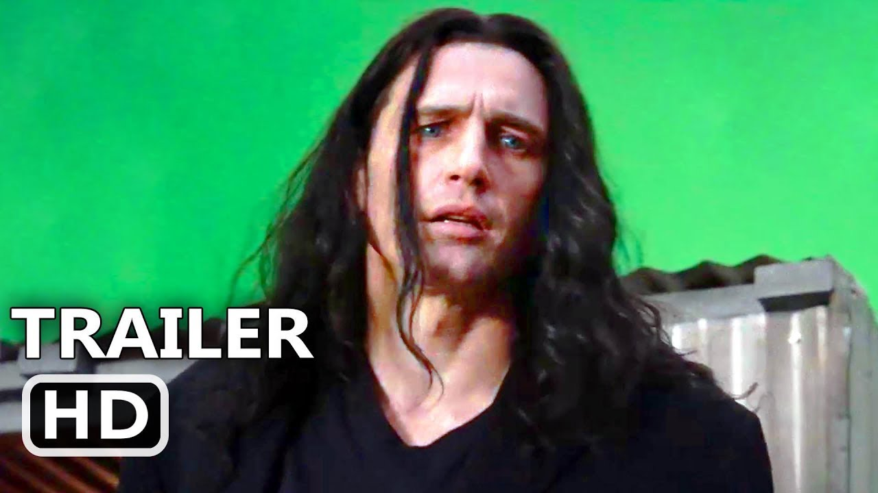 THE DISASTER ARTIST Official Trailer (2017) THE ROOM, James Franco, Famous Worst Movie HD