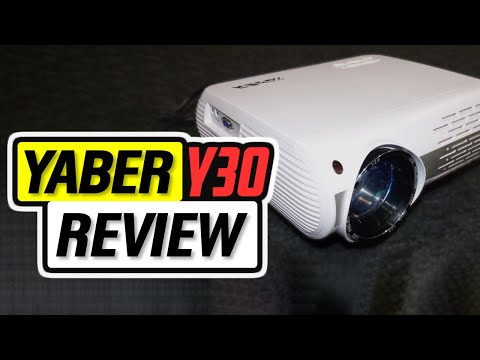 Yaber Y30 Projector 2021 Review