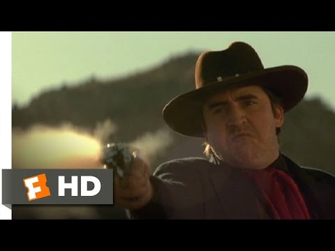 Texas Rangers (1/9) Movie CLIP - Town Massacre (2001) HD