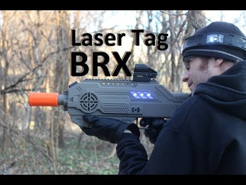 Laser Tag BRX - Gameplay and Feedback