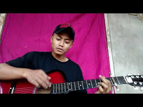 ADISTA - ku tak bisa (cover gitar)