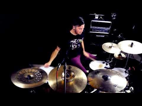Ellie Goulding - Burn (Drum Cover by Cameron Jones)