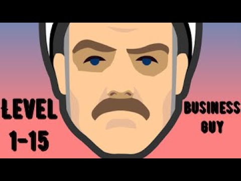 Happy Wheels Level 1-15 Business Guy Gameplay Walkthrough | Android IOS |