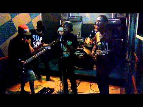 ROSEMARY - Punk Rock Show Cover BACK SMOKE