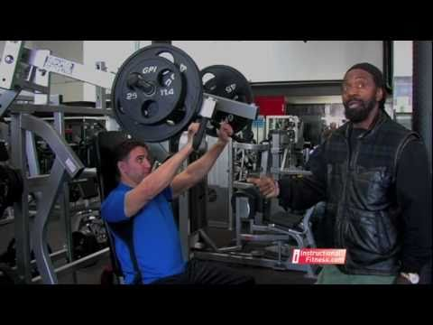 A Day In The Gym - Episode 03