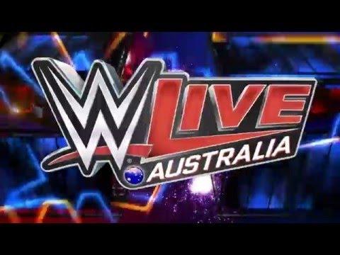 WWE Live Australia 2016 Vlog (Adelaide)