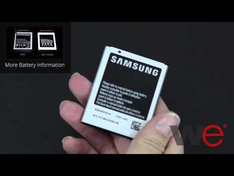Original Samsung Transform Ultra Lithium-Ion Battery (1500 mAh, EB484659VA)