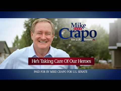 Mike Crapo for Senate | Supporting Our Veterans