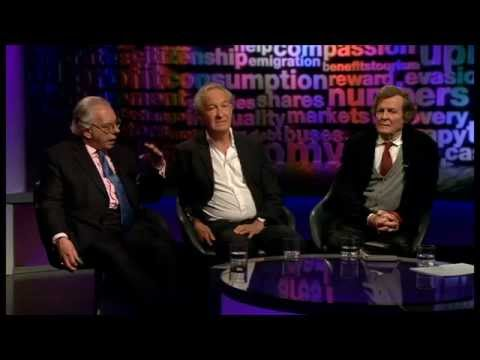 The State of the Nation with Starkey, Schama and Hare - Newsnight